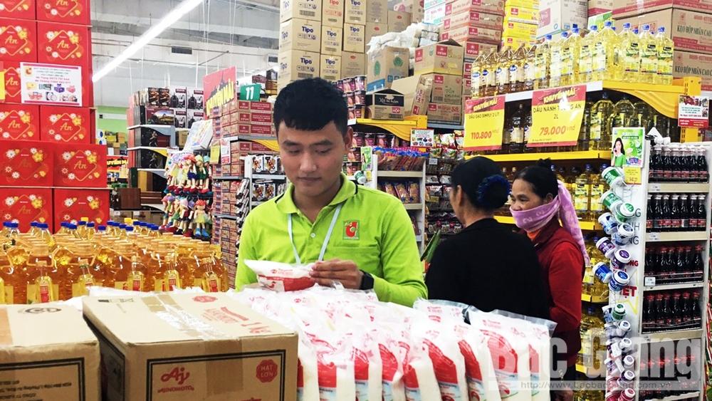 Chuẩn bị hàng hóa dịp Tết Nguyên đán: Chủ động nguồn cung, bình ổn giá